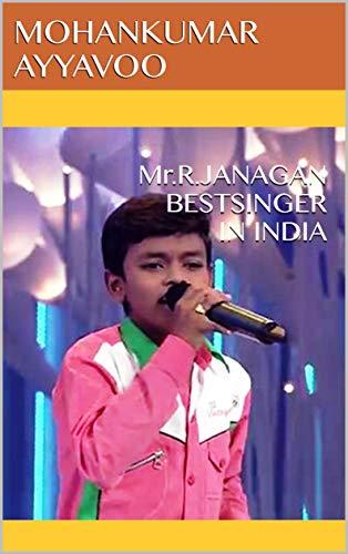 JANAGAN BESTSINGER IN INDIA (2019-3) (Tamil Edition) (Best Singer In India 2019)