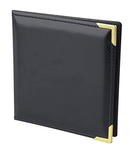 CD/DVD Memory Folio w/ Brass Corners - Case of 100 by Neil Enterprises