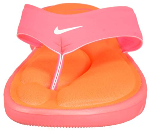 Hot Sandals Synthetic Coral White Thong Red Ultra Comfort Nike Womens Solar wxHC7qCP1