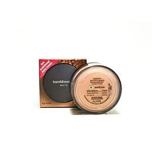 Bare Escentuals Face Care 0. 21 Oz Bareminerals Matte Spf15 Foundation- Medium For Women