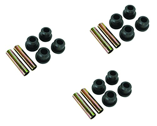 Club Car DS/Precedent (82-Up) Gas/Electric Golf Cart Leaf Spring Bushing Kit (3) ()