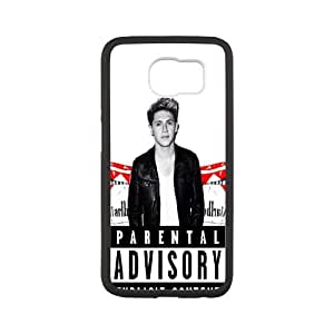 1D-Niall-Horan Samsung Galaxy S6 Cell Phone Case White Phone cover SE8591359