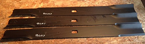 Set of 3 Blades for Buhler Farm King 84