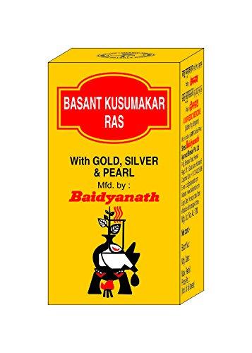 Baidyanath Basantkusmakar Ras – 10 Tablets