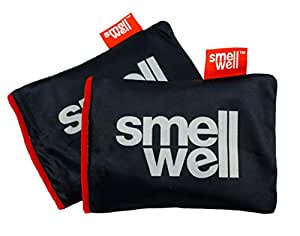 Triple Eight Smell Well Moisture Absorbing & Odor Eliminating Pouch , Black Shadow