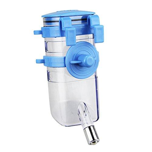 Pet Water Feeder Dispenser Water Bottle Top-fill Rabbit B...