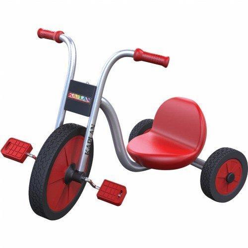 (Kaplan Smooth Rider Lowrider Trike - Red/Silver)
