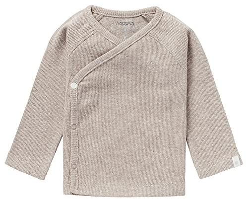Noppies U Tee Overlap LS Rib Nanyuki uniseks-baby t-shirt