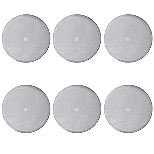 Universal Replacement Filter for French Press – 34 oz /1000 ml / 8 Cup Press (6 Pack) For Sale
