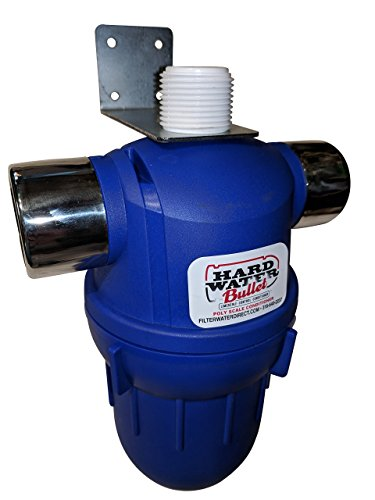 Hard Water Bullet Poly Salt Free Water Softener best water softener