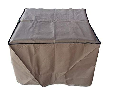 Gas firepit cover 32 inches by 32 inches by Quickflame