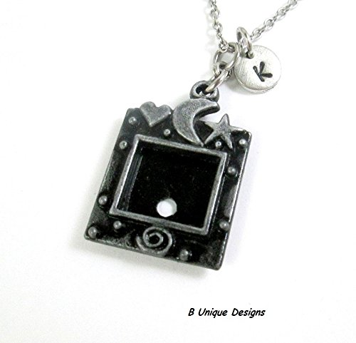 Date Star Necklace - 9
