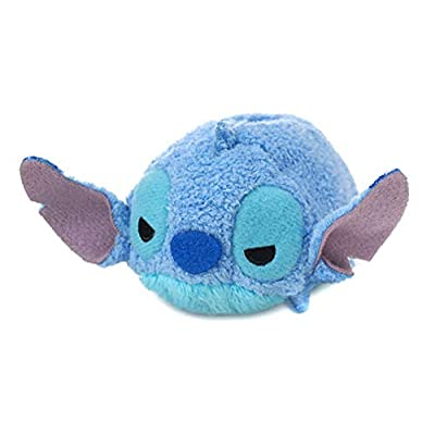 "Disney Tsum Tsum Lilo & Stitch Stitch 3.5"" Plush [Angry, Mini]: Toys & Games"