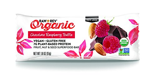 Raw Revolution Chocolate Raspberry 1 8 Ounce product image