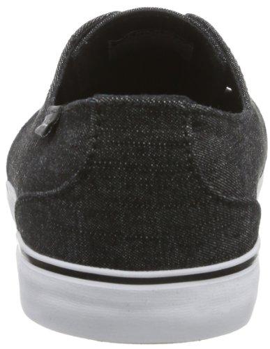 Crip black Mixte Noir Sneakers denim Adulte Basses C1rca qYSHxw1Y