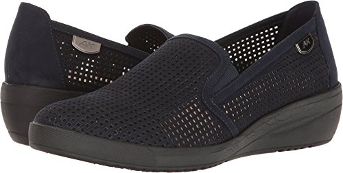 Cheap Anne Klein Women's Yophinep Navy Multi Fabric Shoe