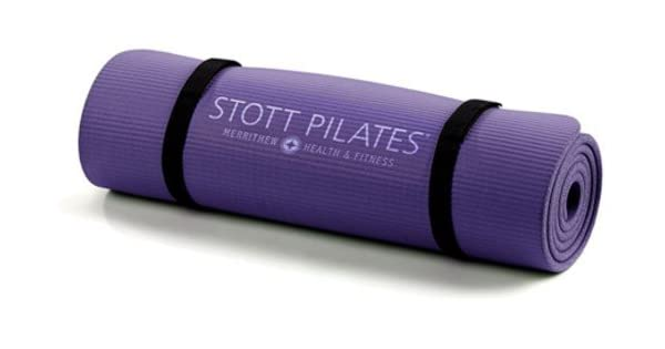 Amazon.com: STOTT PILATES - Esterilla para pilates: Sports ...