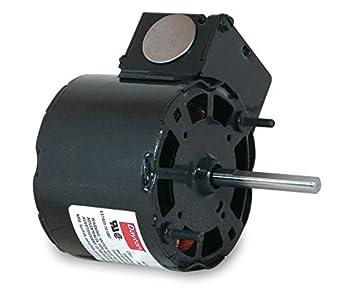 HVAC Motor, 1/30 HP, 3000 rpm, 115V, 3.3