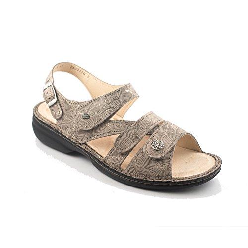 Finn Comfort Women's Gomera - 82562 Sandal Taupe/Bronze release dates cheap price cheap sale best seller get authentic cheap online online Shop sale cheap online rgeA0MXN