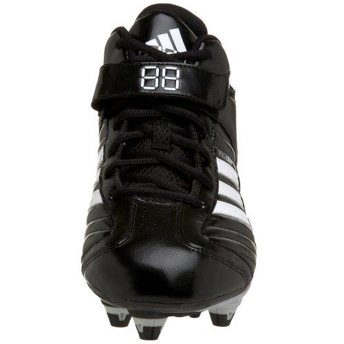 Calcio Mid D 5 bianco white Black Nero Bitta 7 Adidas 2 silver Pro Color M Argento xtPawXI