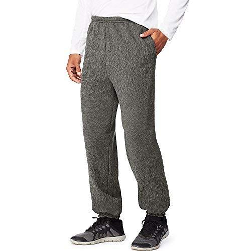 Soccer Heavyweight Cotton Tee - Hanes Sport Ultimate Cotton Men's Fleece Sweatpants with Pockets