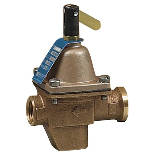 1/2 inch TB1156F Watts fast fill bronze boiler feeder threaded with threaded union