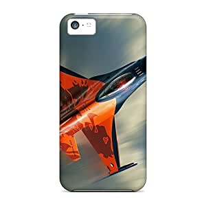 Fashion Protective F 16 Fighting Falcon Fighter Aircraft Case Cover For Iphone 5c wangjiang maoyi by lolosakes