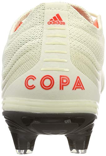 solar Black Black Fg core 1 Copa White Homme 19 Adidas Blanc De Football Off Red off Chaussures awPnFSq