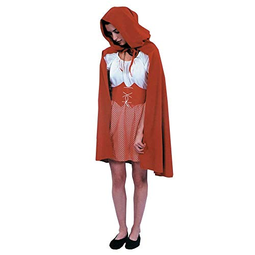 Morris Costumes - Red Riding Hood Cape - Standard]()