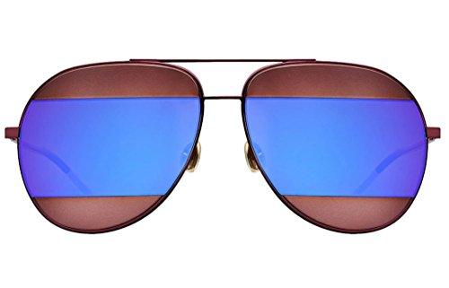 Dior Split 1 Sunglasses 59 mm - Dior Lady Purple