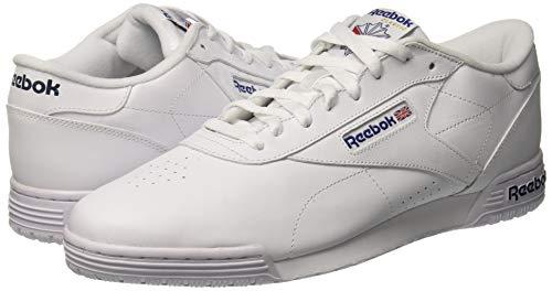 Eu Lo Royal Blue Clean 39 Blanc Exofit Pour Logo Reebok ar3169 white Hommes Int Blue Baskets HFqTP1n5