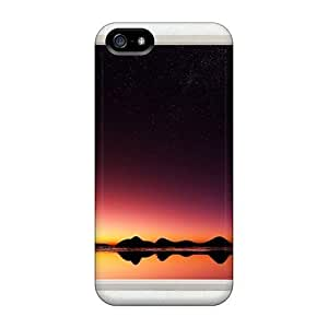 Iphone 5/5s Case Slim [ultra Fit] Through The Window Protective Case Cover Kimberly Kurzendoerfer