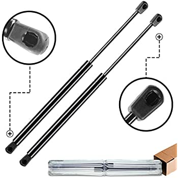 2 Rear Hatch Liftgate Lift Supports Shocks Struts For 07-09 Jeep Patriot