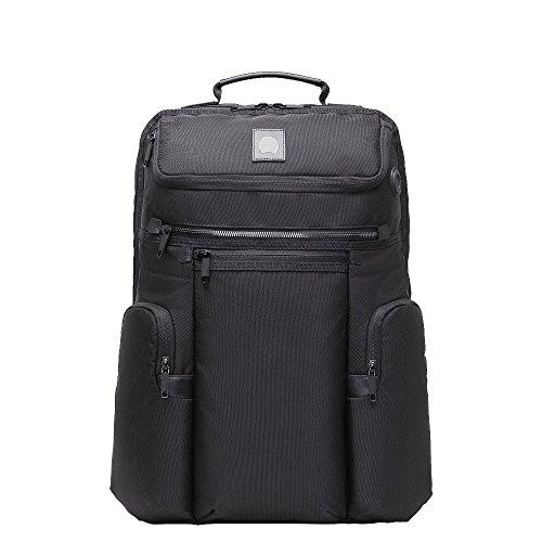 Delsey Paris Ciel Casual Daypack, 46 cm, 31 liters, Black (Noir)