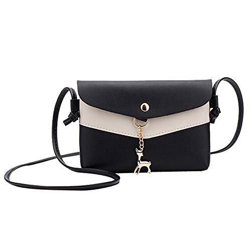 Clearance ❤ Women Bag JJLIKER Fawn Pendant Messenger Tote Crossbody Handbag