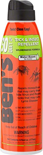 Ben's 30 DEET Tick and Insect Repellant Wilderness Formula 6 oz (Pack of 11)
