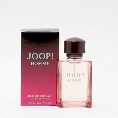 Joop Bottle - Joop Homme - Mild Deodorant Spray (Glass Bottle) 2.5 Oz
