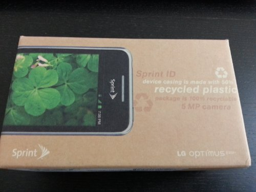 LG Optimus LS696 Elite Sprint *NO contract* by LG