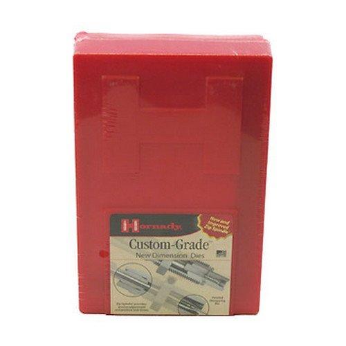 Hornady 546452 DIESET 4 450 BUSHMASTER Custom Grade Reloading DIE Set (Series V DIE Set) - Reloading Hornady Dies