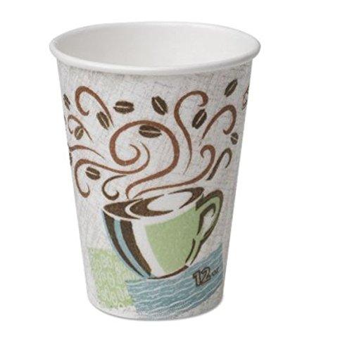 Dixie Perfectouch con aislamiento desechables vasos de papel café ...