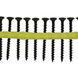 Simpson Strong Tie Quik Drive DWC2PS Drywall Screws 2-Inch Bugle Head, Sharp Point with Gray Phosphate Coating by Simpson Strong-Tie