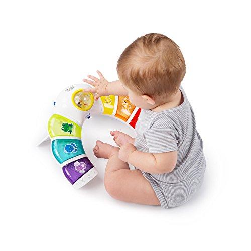 41gOvVidDhL - Baby Einstein Glow & Discover Light Bar Toys
