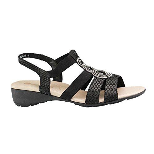 femmes Sandale Sandale Remonte Remonte femmes Noir R5248 Noir Remonte R5248 qtftI