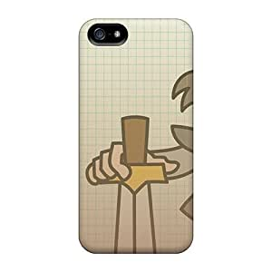 USMONON Phone cases First-class Case Cover For Iphone Iphone 5 5s Dual Protection Cover Male Warrior