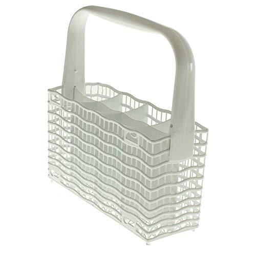 🥇 Cesta de cubiertos para lavavajillas Slimline