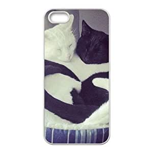 Lovely cat DIY Hard Case for iPhone ipod touch4 LMc-33993 at LaiMc