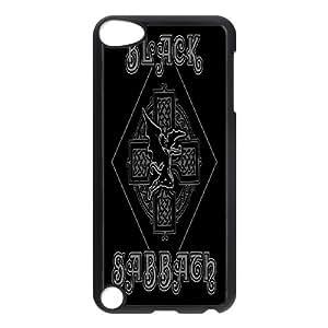 Ipod Touch 5 Phone Case Black Sabbath C004336
