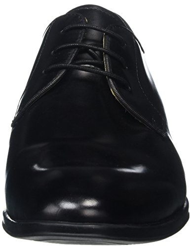 Steptronic, Scarpe stringate uomo Black (Black)
