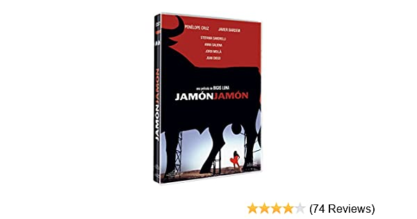 Amazon.com: Jamón, Jamón (Import) (Remastered) (Import Movie) (European Format - Zone 2) [1992]: Javier Bardem Penelope Cruz, Bigas Luna: Movies & TV