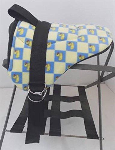 ミニチュア馬/SM Pony/ポニーBarebackサドル – Ducky   B076X5M1RR
